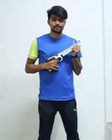 Akshaykumar Rajendra Mulik  Event: 10 Meter Air Pistol