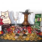 All the Medals, Awards & Recognition's received in various National & International Championships