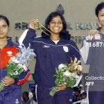 Rewarded by 2 Gold Medals in South Asian Championship held in Sri Lanka.